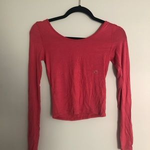 Aeropostale Low Back Top